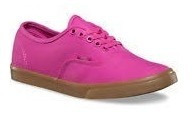Tenis Vans Authentic Lo Pro Raspberry Rose (light Gum)