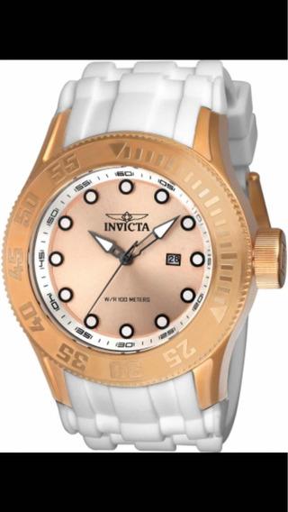 Relogio Invicta Branco Pro Diver Modelo 22246