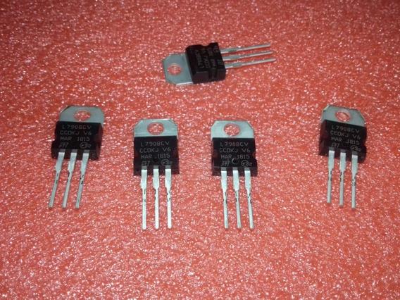 10x L7908cv - Transistor (10 Peças)