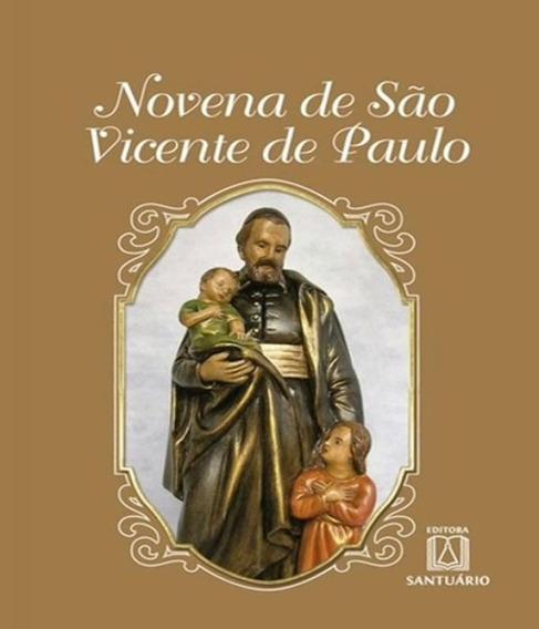 Novena De Sao Vicente De Paulo - 06 Ed