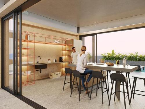 Apartamento En Venta, En Obarrio, 47 M2