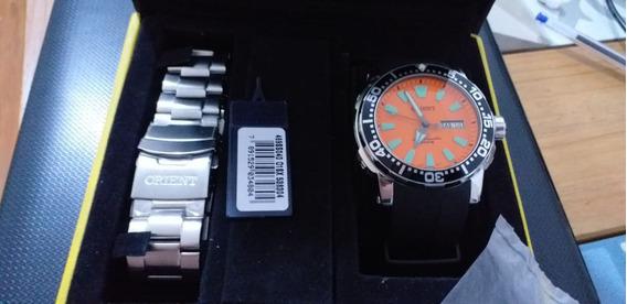 Relógio Orient Scuba Diver Poseidon