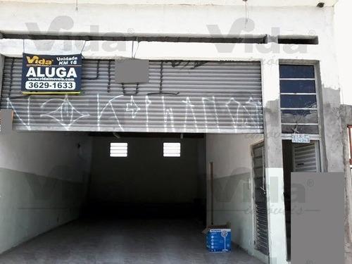 Salão Comercial Para Aluguel, 96.0m² - 30148