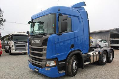 Scania R-450 6x2 2019/2019