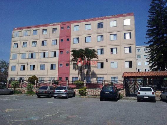 Apartamento 2 Dormitórios Na Cohab Ii Próximo Ao Negreiros - V6883