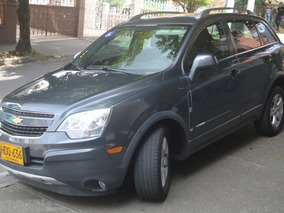 Chevrolet Captiva Sport 2.4 Ls, Color:gris Tecno