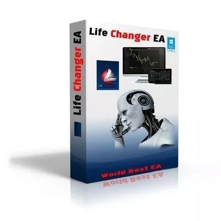 Robo Life Changer Ea - Lucrativo! Bônus Robo Forex 2018!