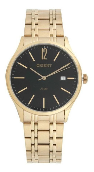 Relógio Orient Mgss1138-p2kx - Dourado