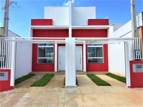 Casa A Venda No Bairro Jardim Santa Marta Em Sorocaba - Sp.  - Ca 228-1