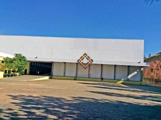 Galpão Para Alugar, 11000 M² Por R$ 170.000,00/mês - Jardim Alvorada - Jandira/sp - Ga0462
