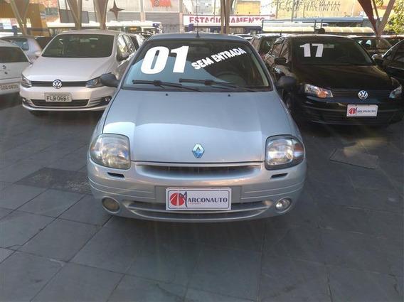 Renault Clio 1.0 Rt 4p 2001