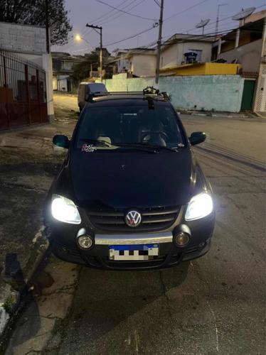 Imagem 1 de 7 de Volkswagen Crossfox 2009 1.6 Total Flex 5p