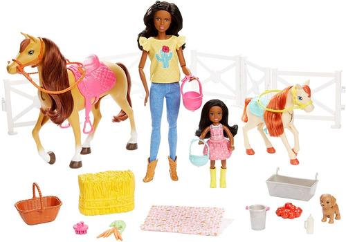 Imagen 1 de 6 de Barbie Deluxe Pet