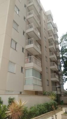 Apartamento Com Tres Dormitorios, Sala Cosinha Area Serviço, Wc. Social Uma Vaga Na Garagem - Mi69922