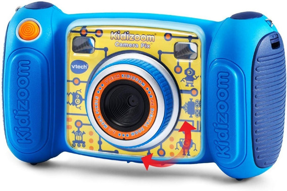 Vtech Kidizoom Digital Camera - Blue Azul