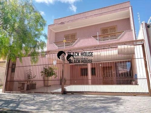 Sobrado Com 4 Dormitórios À Venda, 236 M² Por R$ 500.000,00 - Jardim Tulipas - Sorocaba/sp - So0738