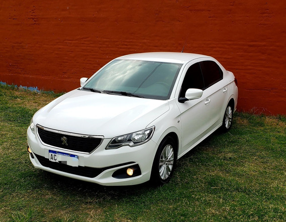 Peugeot 301 1.6 Allure Plus 2018 Unico Dño. Recibo Menor !!!