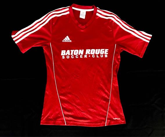 Playera adidas Soccer Climalite Baton Rouge Soccer League