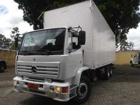 Mercedes-benz Mb 1720 - 2006 - Baú 8,70 X 2,80