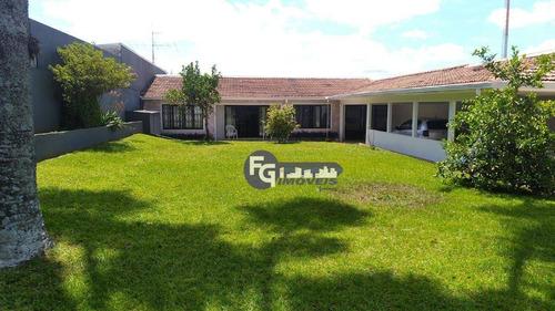 Imagem 1 de 23 de Casa Com 5 Dormitórios E 1 Suíte À Venda, 265 M² Por R$ 765.000 - Hauer - Curitiba/pr - Ca0112