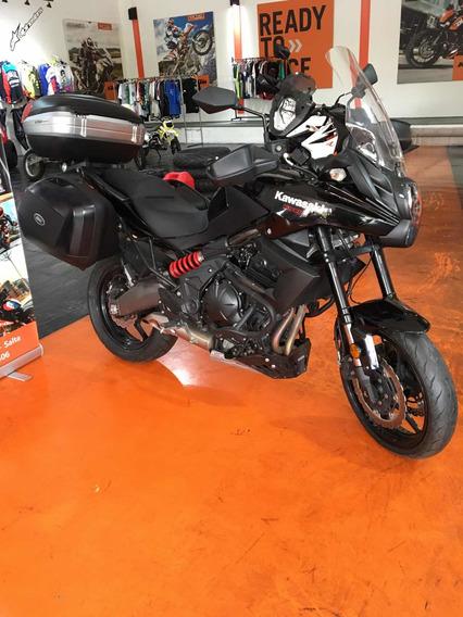 Kawasaki Versys 650 Bmw Ktm