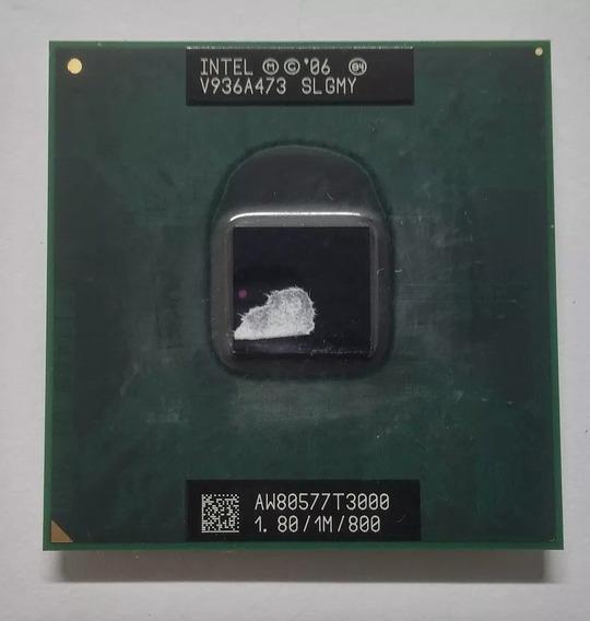 Processador Intel Celeron Dual Core 1.8/1/800 T3000 Aw80577