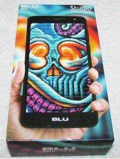 Smartphone Blu Studio Mega S610p Dual Sim 4g Tela 6.0