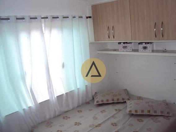 Cobertura Com 3 Dormitórios À Venda, 115 M² Por R$ 350.000 - Atlântica - Rio Das Ostras/rj - Co0102