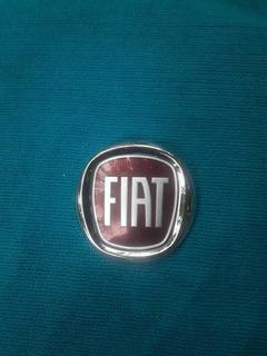 Logo Fiat Original Usado