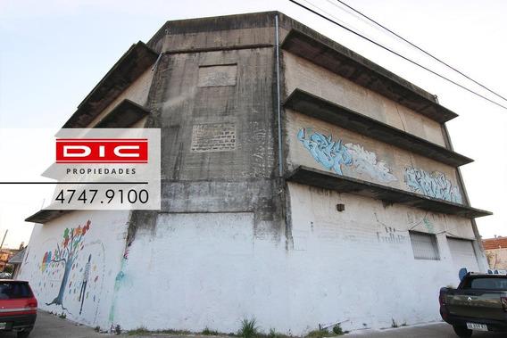 Deposito 4 Pla. Excelente Ubicación En Virreyes-s.fernando