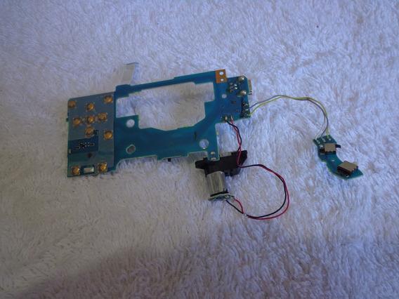 Placa Circuito Integrado Câmera Sony Cyber-shot Dsc-s600 6.0