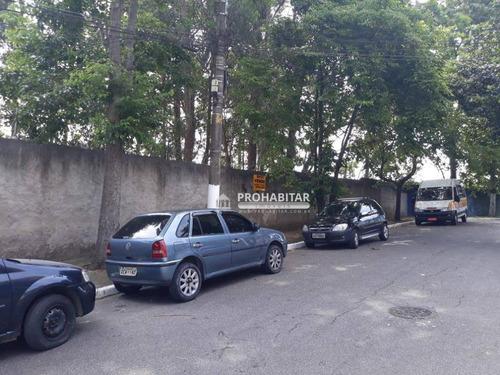 Imagem 1 de 20 de Terreno À Venda, 760 M² Por R$ 620.000,00 - Cidade Dutra - São Paulo/sp - Te0390