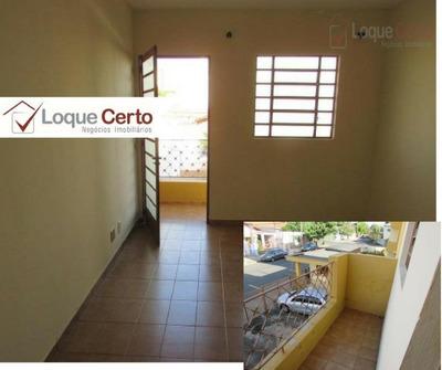 Apartamento Para Locação, 02 Dorm, Centro, Indaiatuba. - Ap0223