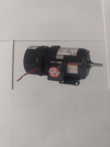 Imagen 1 de 1 de Motor Eléctrico De 1 Hp 1750 Rpm Con Freno Mca. Us