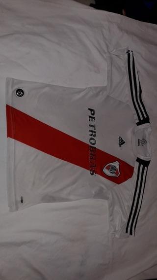 Camiseta Ca River Plate 2010 Niño 8/10 Original