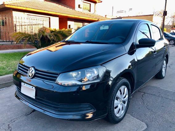 Volkswagen Voyage 1.6 Comfortline Plus - C/gnc - Año 2013