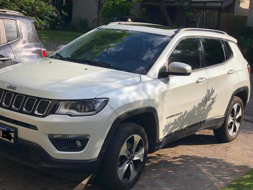 Jeep Compass 2.4 Longitude Plus 2017