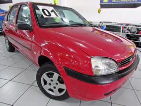 Ford Fiesta 1.0 Gl Class 2001 Completo - Ar