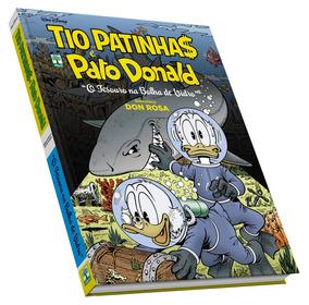 Pato Donald Biblioteca Don Rosa. O Tesouro Na Bolha De Vidro