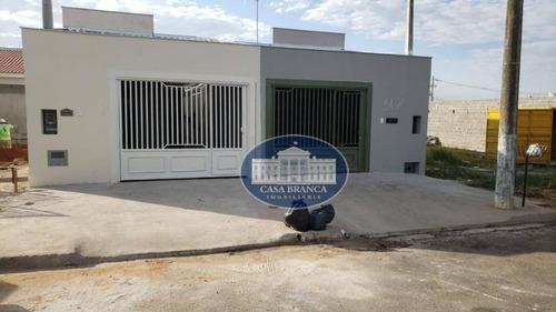 Imagem 1 de 1 de Casa Com 2 Dormitórios À Venda, 80 M² Por R$ 190.000,00 - Concórdia Iii - Araçatuba/sp - Ca1545