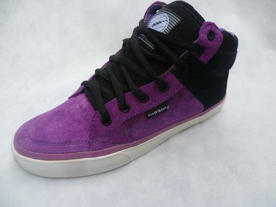 Casbah Shoes, Botas De Cuero.