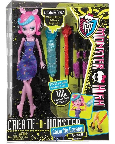 Monster High - Crie Seu Monstro
