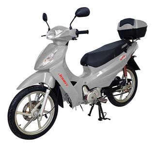 Moto 125cc Jonny Hype 0km Perfeita Para Entregas De App