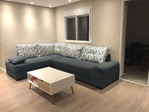 Apartamento Com 2 Dorms, Ipiranga, São Paulo - R$ 900 Mil, Cod: 5462 - V5462