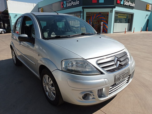 Citroën C3 2011 1.6 16v Exclusive Flex 5p
