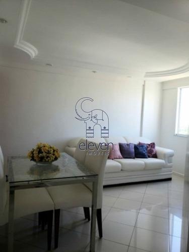 Cabula, Apartamento Com 3 Quartos À Venda, 75m2 - Ja178 - 69028031