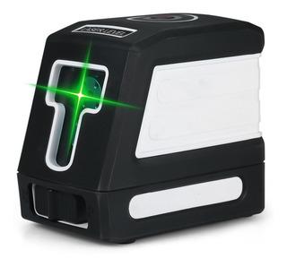 Ego Levanta 2 Lines Profissional Nível Laser Verde