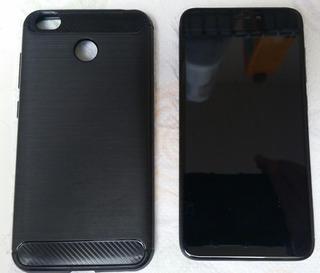 Xiaomi Redmi 4x Negro Desbloqueado 32gb Dualsim Funda Regalo
