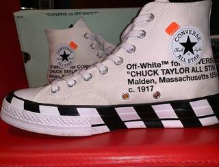 Off White Converse 9 Us Original