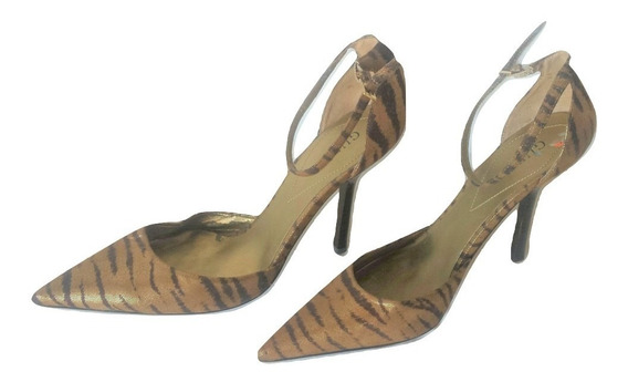 Zapatos Guess Animal Print Importados! Divinos! No Zara